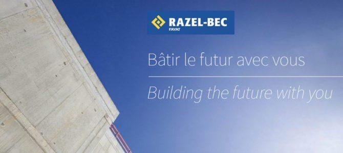 Deux prix spéciaux RAZEL-BEC pour les Champions de France !